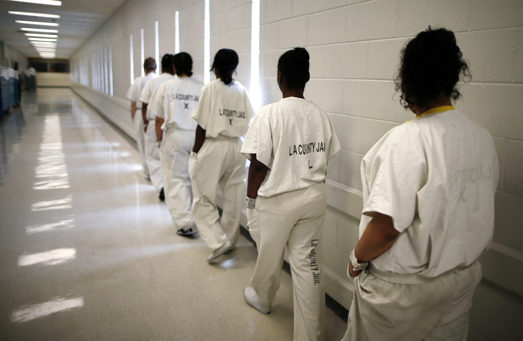 The growth of women's incarceration in the United States